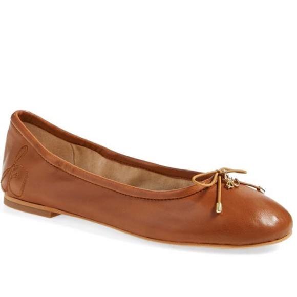96936fa9021199 Sam Edelman Saddle Leather Felicia Flat.